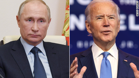 Finally, Putin, Bolsonaro and Amelu congratulated Biden on his victory in the US election