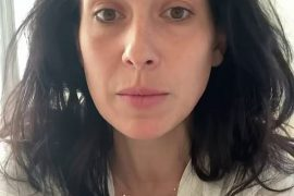 """Hilaria Baldwin explains that she was born in Boston after accusations that she """"falsifies"""" Spanish heritage"""
