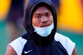 Dwayne Haskins: Washington soccer team releases quarterback after seating rules and Covid-19 are violated