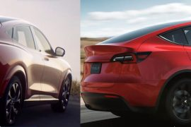 """Ford casts a shadow over Tesla over quality, calling its electric vehicles a """"compromise"""""""