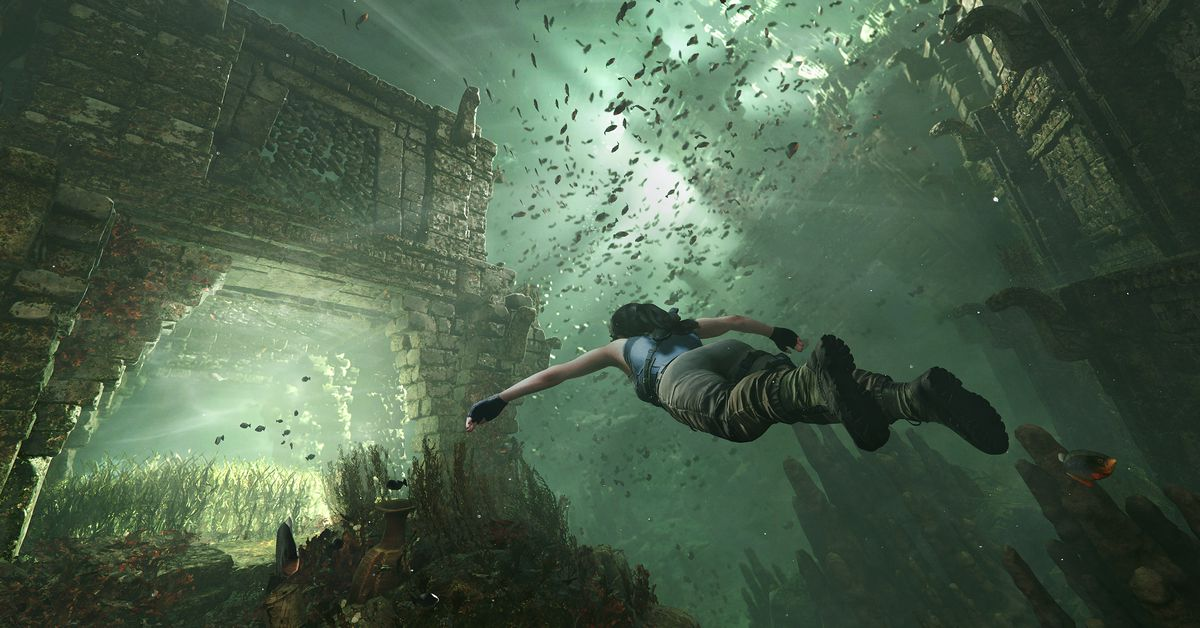 Maneater and the latest Tomb Raider highlight free PS Plus games for January