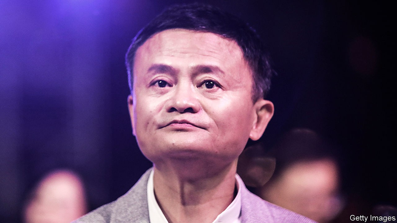 Mo Money and Ma's Problems - The Chinese Trust Makers' Quest for Alibaba is only the beginning    Business