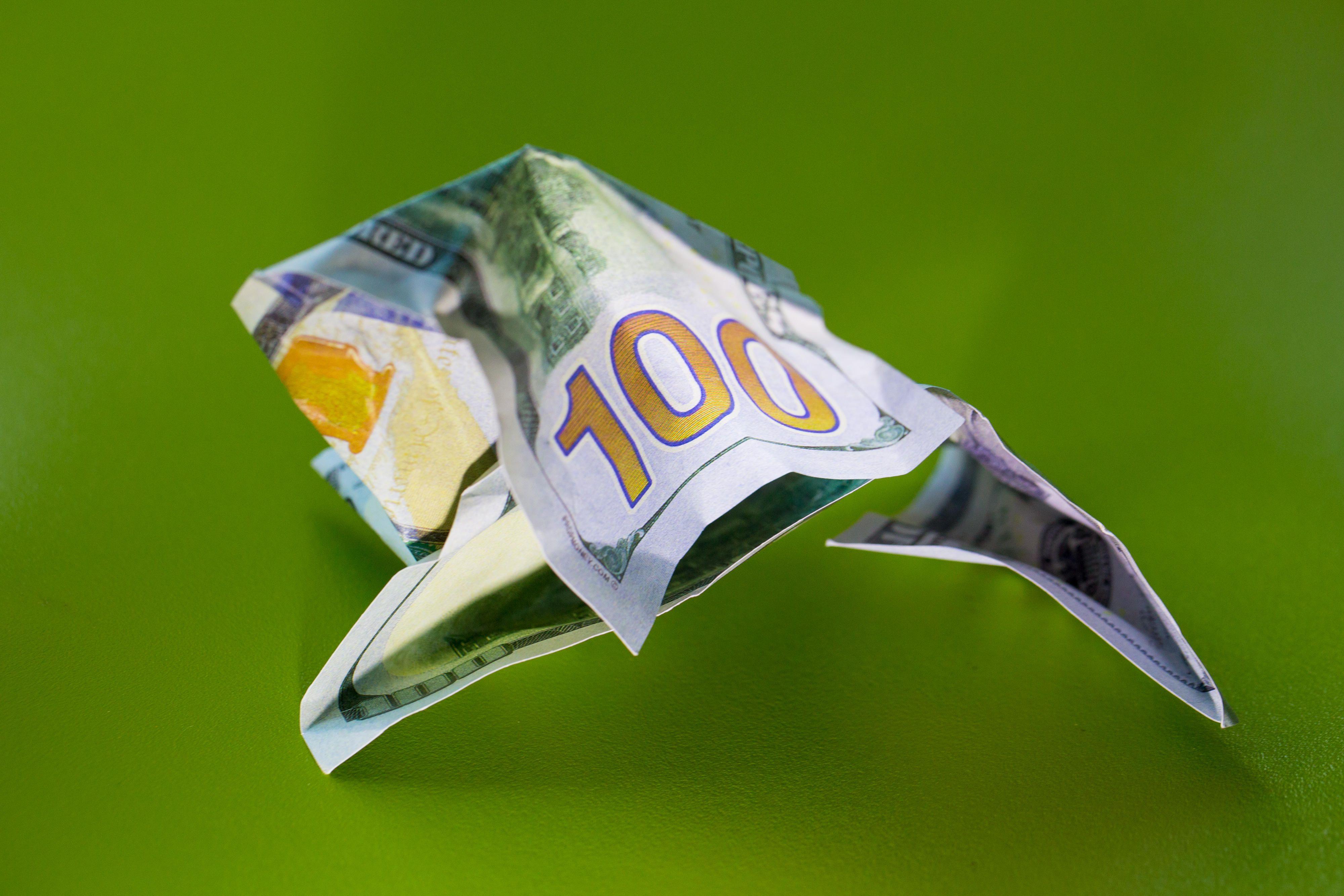 Dollars - money - bills of exchange - currencies -3