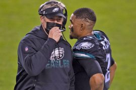 The Eagles will likely comfort two major players versus Washington in the crucial Week 17 match at NFC East, according to reports