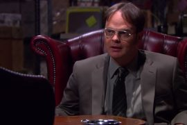 The Office Finale Matrix Prank