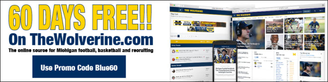 Click the picture to register on TheWolverine.com FREE for 60 days!