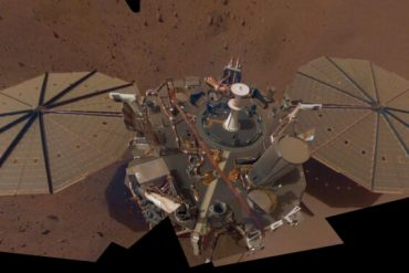 NASA is giving up the temperature of Mars