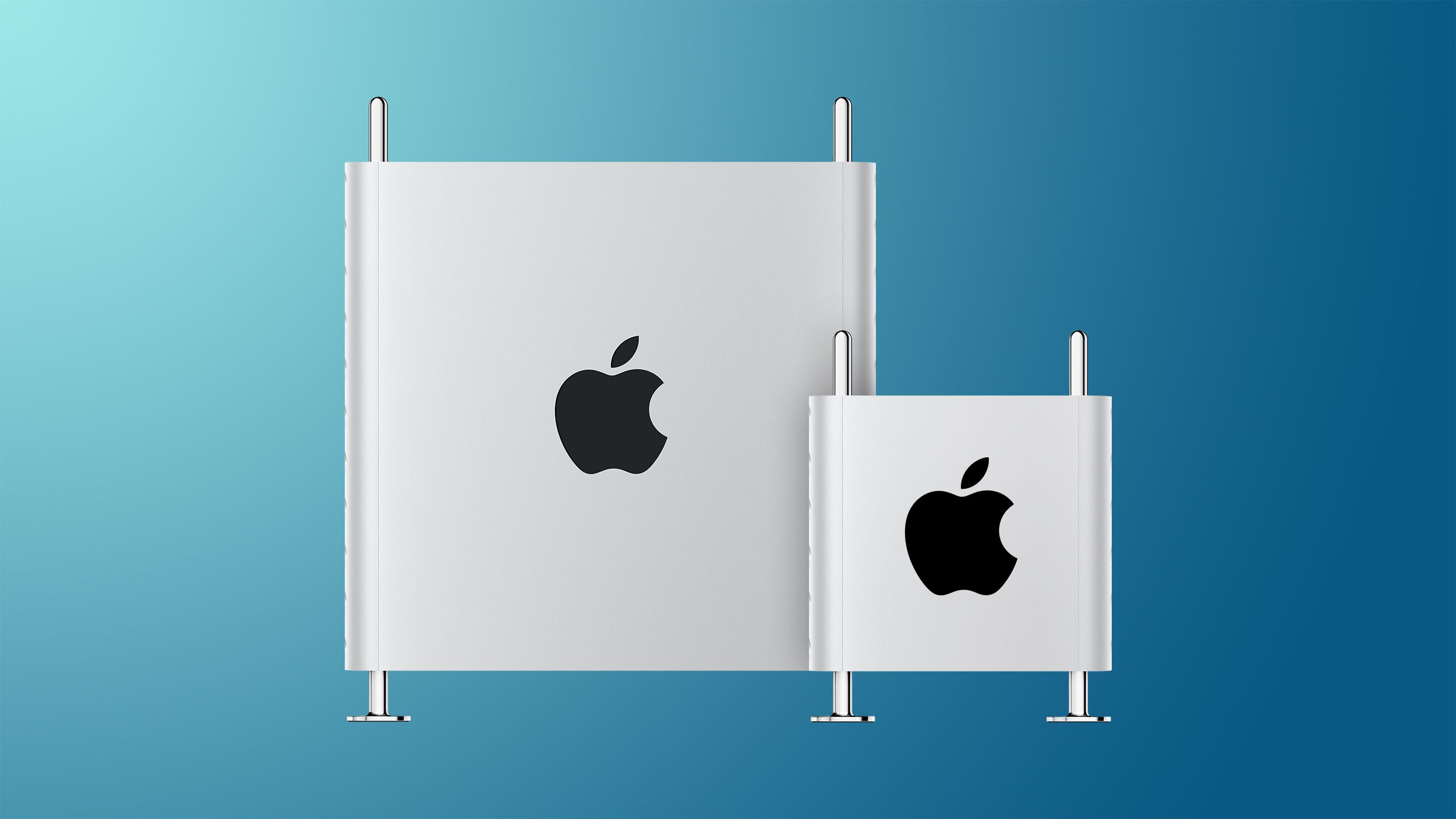 Apple is working on two new Mac Pro computers, one of which will remind us of the Power Mac G4 Cube