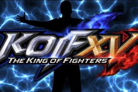 Did we see the undeclared King of Fighters character over two years ago?