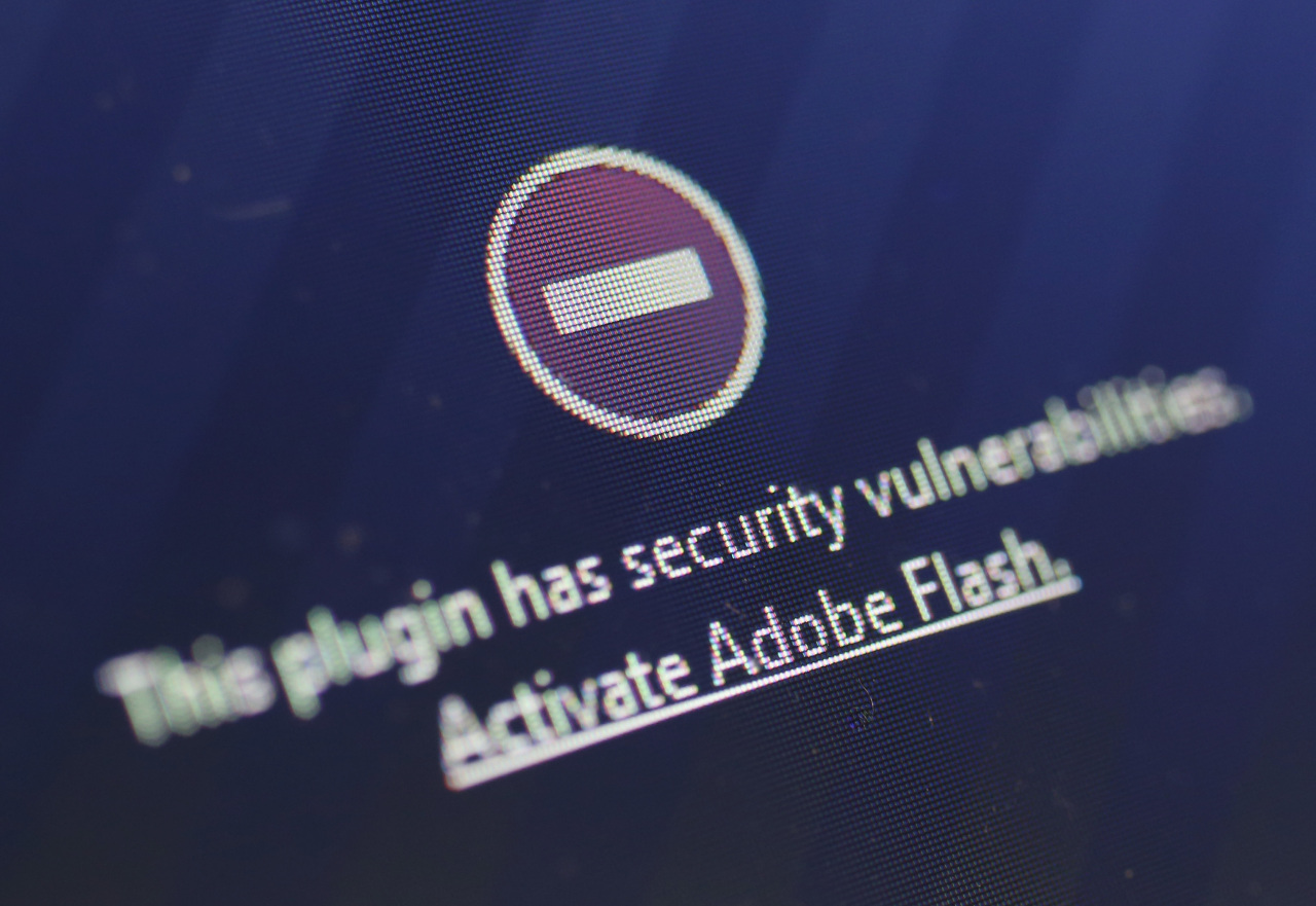 Adobe Flash expires on Thursday and you need to uninstall for security reasons