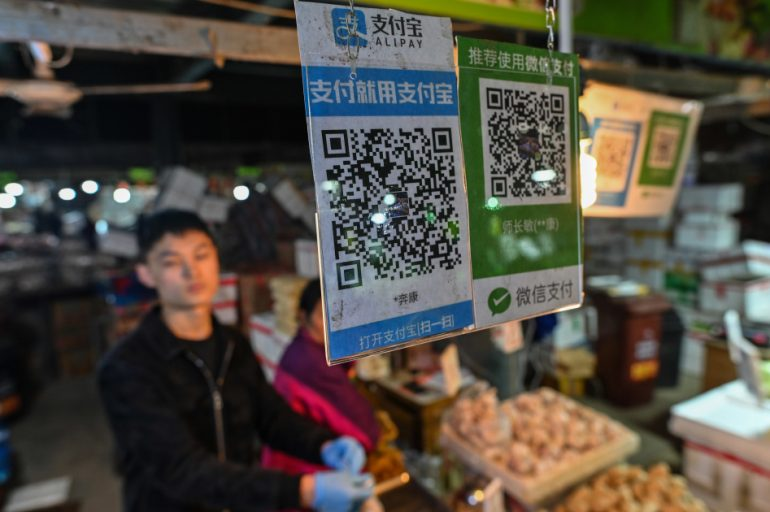 Alipay and WeChat Pay are banned by the Trump administration