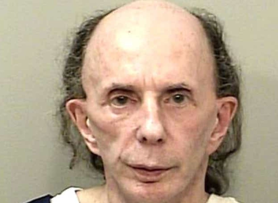 BBC headline apologizes for Phil Spector's death