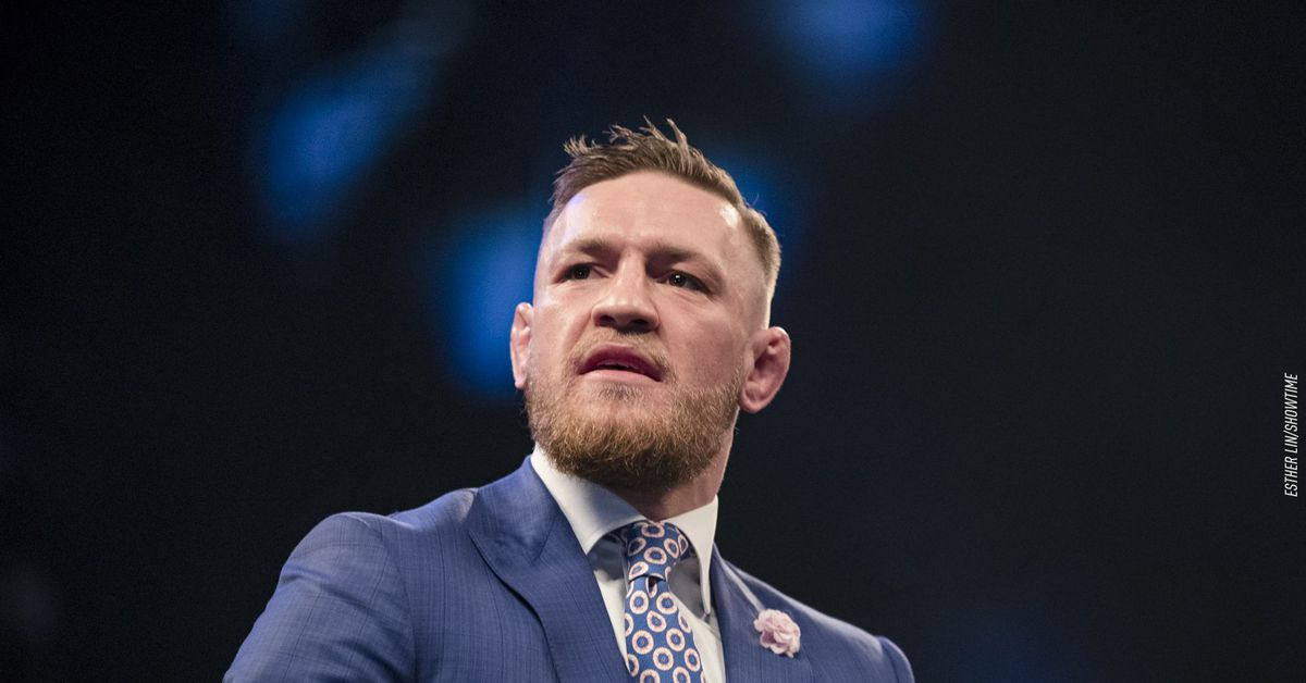Before UFC 257, a woman sued Conor McGregor for multi-million dollar personal injury