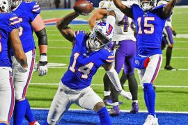Bills points vs. Ravens: Historic Pick-St lifts Buffalo, Lamar Jackson exit due to injury as Bills advance