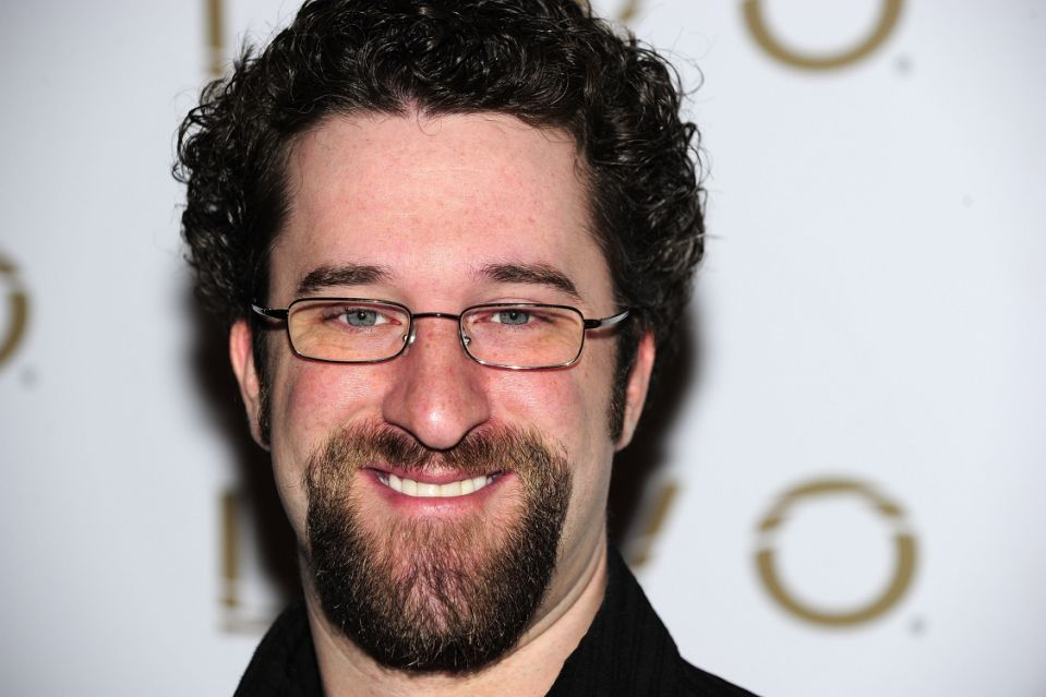 Saved by Bill star Dustin Diamond, here in 2010, he's hospitalized with an unknown illness.
