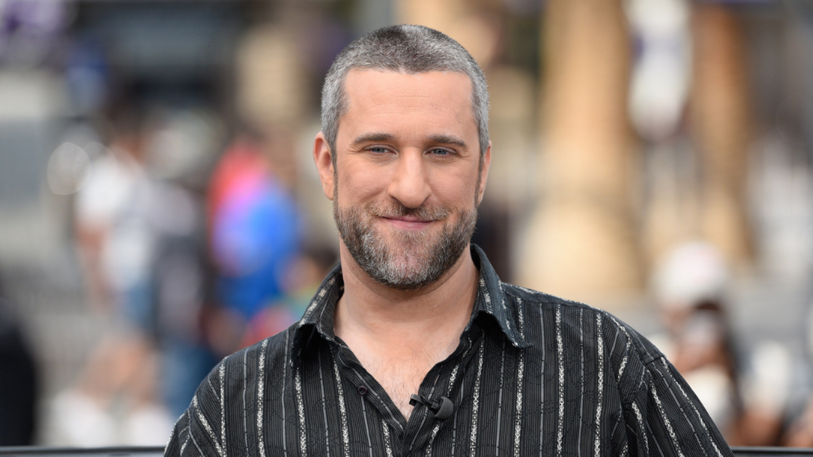 "Dustin Diamond, the star of ""Bill Saved Him,"" is hospitalized with cancer"