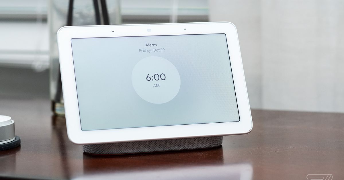 Google may update the Nest Hub by adding Soli gestures