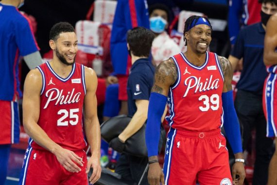 Happy to stay in the Sixer, Ben Simmons drops a hat-trick in victory over the Miami Heat