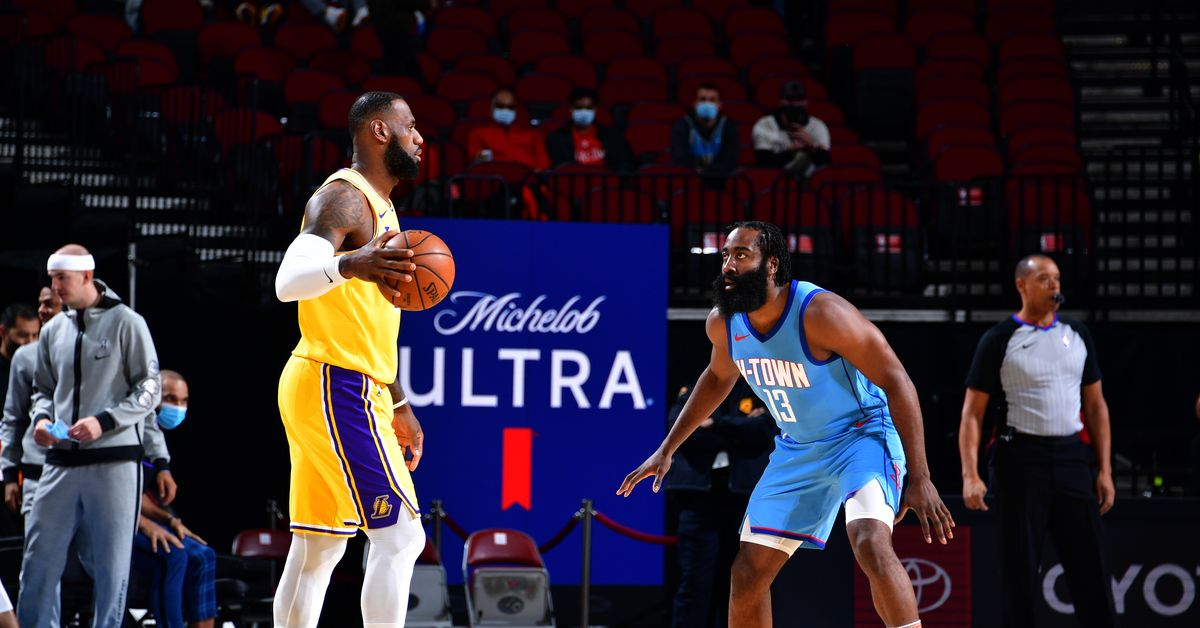 Lakers vs Rockets Final score: LeBron James defeats Houston in victory