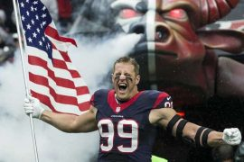Legendary philanthropy JJ Watt of Houston Texas this time helps small businesses