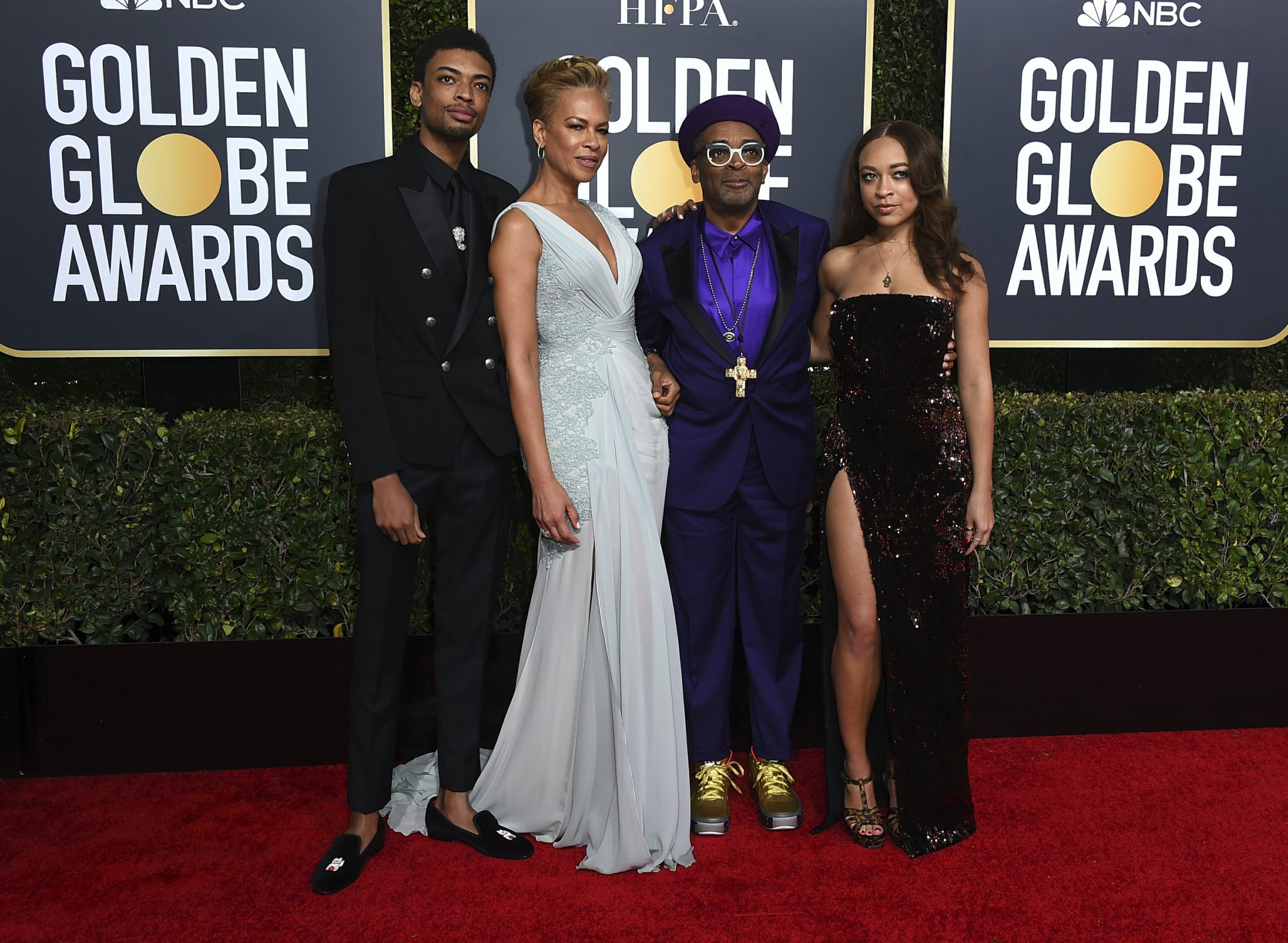 Spike Lee's children appointed Golden Globe ambassadors