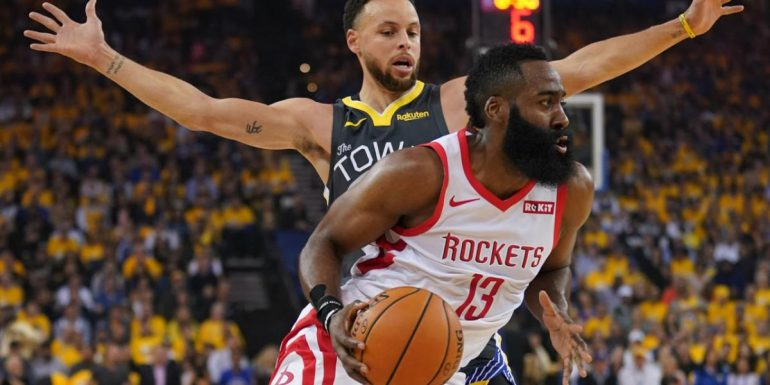 Steph Curry's' antenna up 'after James Harden's blockbuster Nets' trade