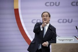 The pragmatic governor Laschet was elected to lead Merkel's party